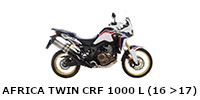 Africa Twin CRF 1000 L (16 >17)