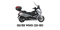 Silver Wing 125-150
