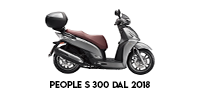 People S 300 Dal 2018