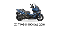 Xciting S 400 Dal 2018