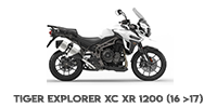 Tiger Explorer XC XR 1200 (16 >17)