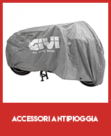 Accessori antipioggia