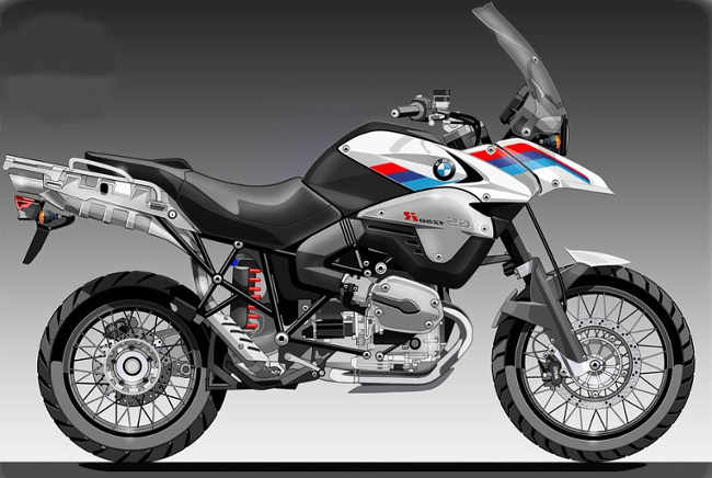 Bmw R1250GS accessori e ricambi 6c2b55ea620
