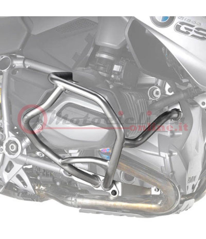 TN5108OX Givi paramotore specifico inox BMW R1200GS
