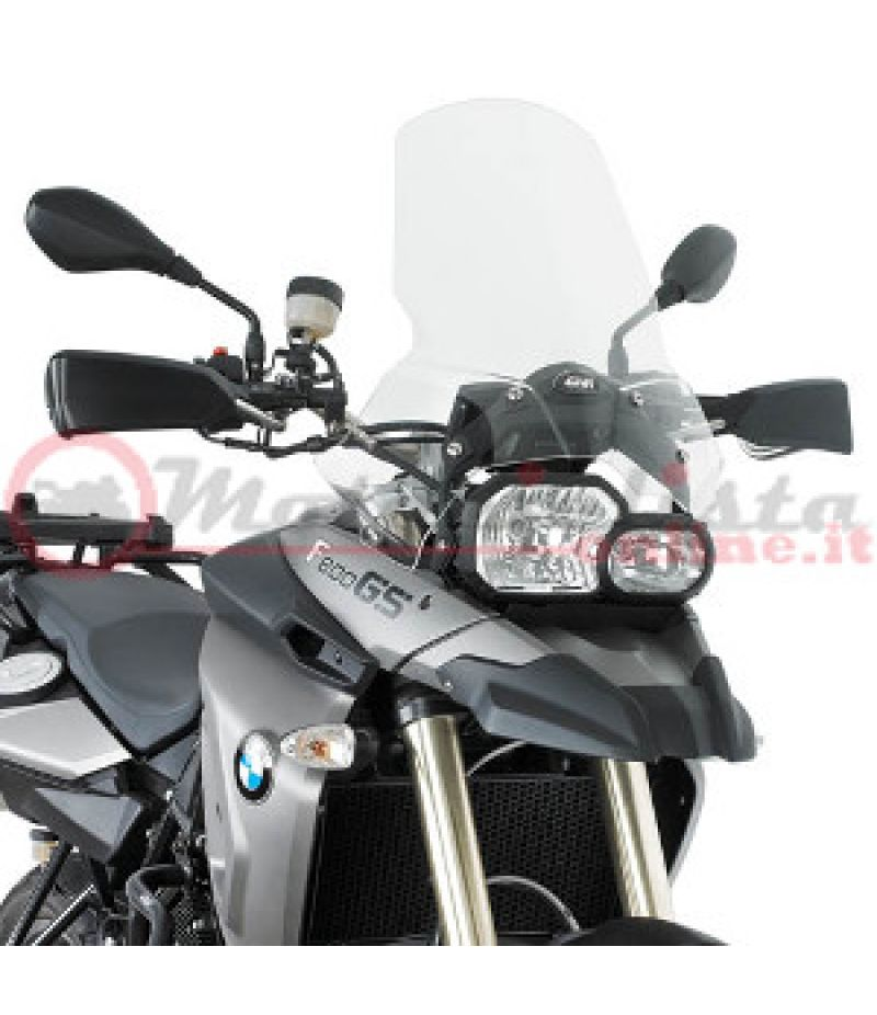 333DT GIVI Cupolino specifico per BMW F 650/800 GS da '08 a '17