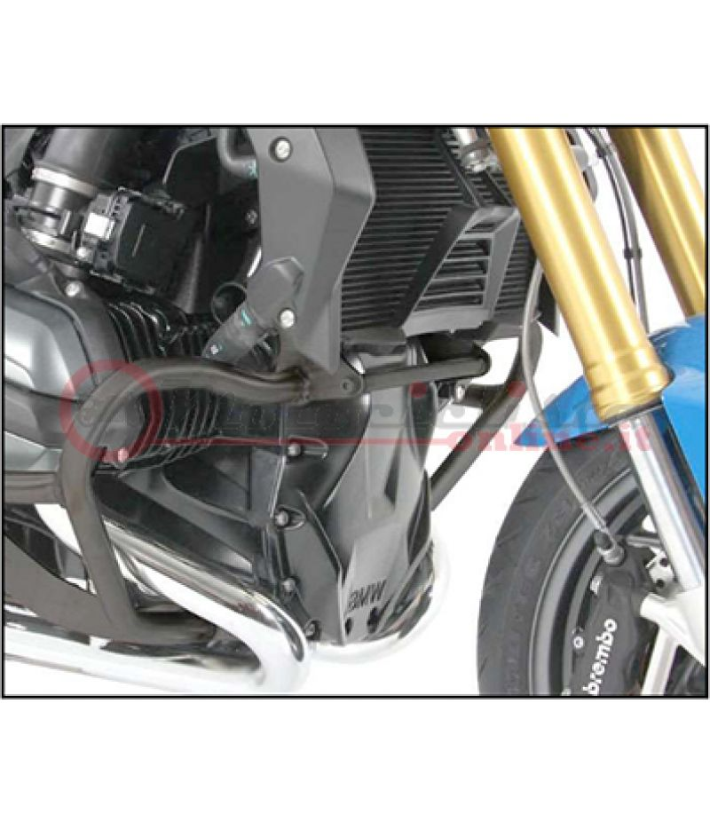 700009074 Staffa connessione per paramotore tubolare specifico antracite per BMW R 1200 R/RS/GS/LC