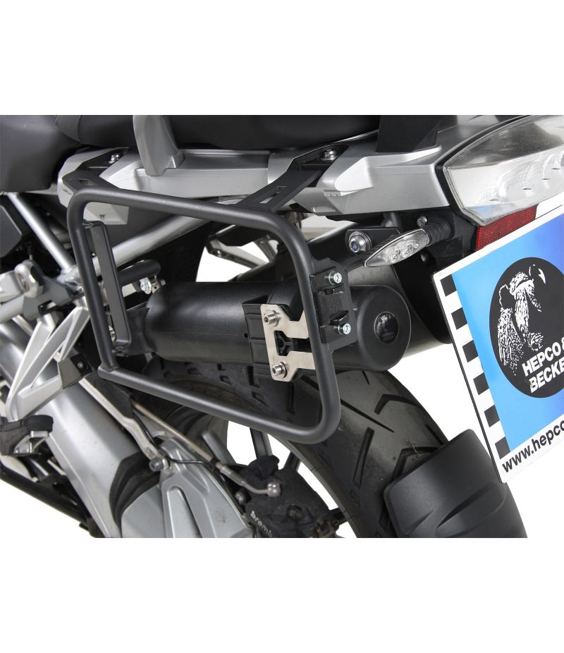 7426519 00 01 Hepco e Becker Toolbox per telaio laterale lock-it per BMW-R 1250GS adventure 2019
