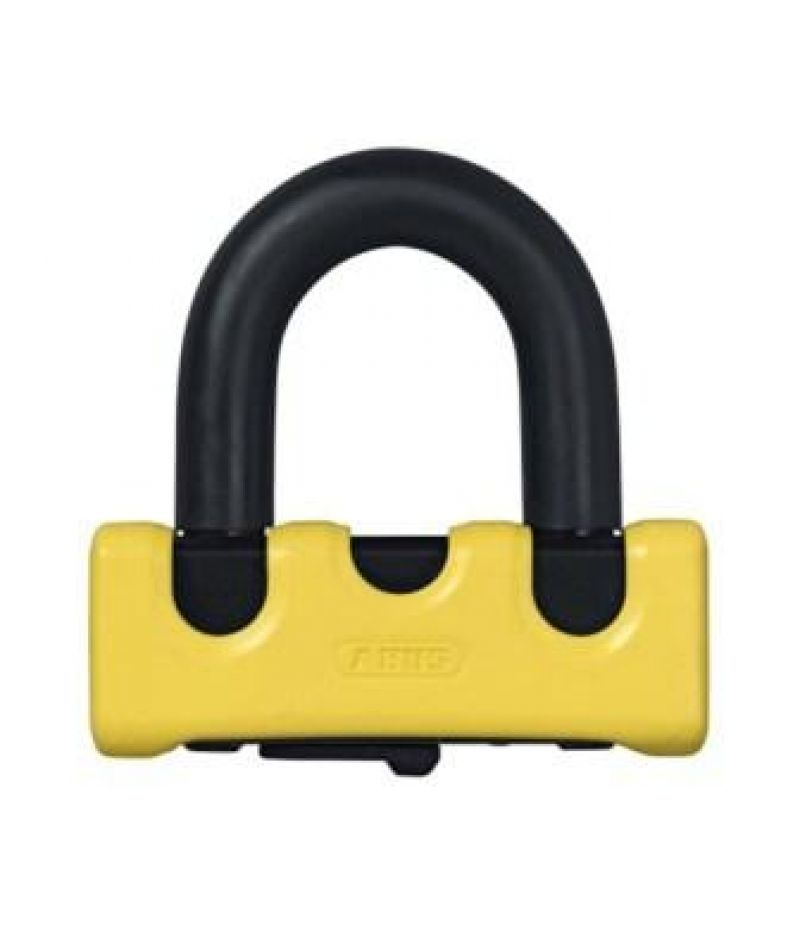 Abus Granit Power XS67 lucchetto blocca disco e corona giallo cod. 67/105HB50 Granit XS yellow