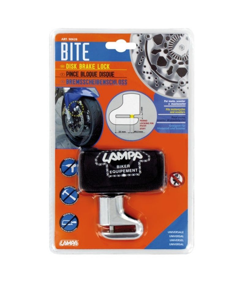 BITE PINZA BLOCCADISCO LAMPA 90626