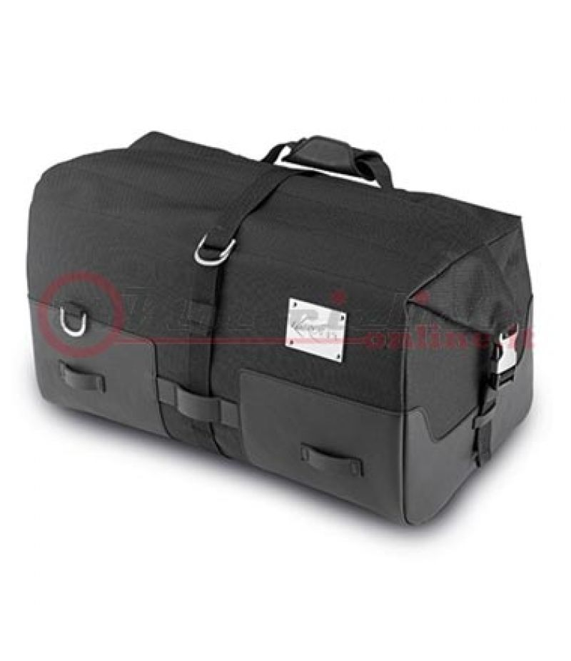 CR602 Borsa rullo da sella KAPPA 20 lt nero