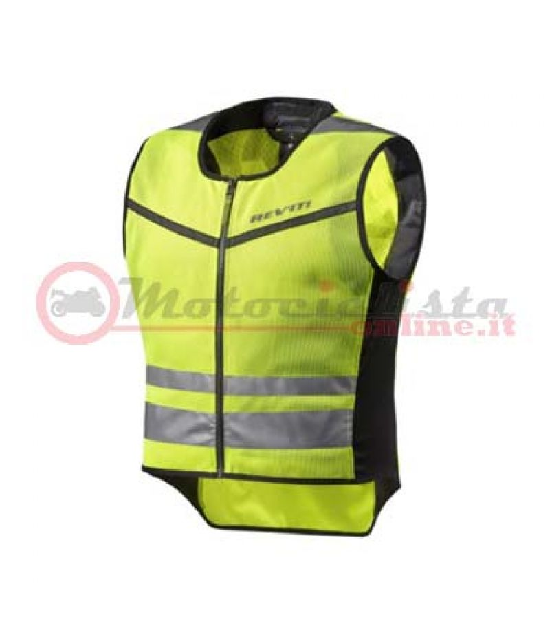 FAR0570410 Gilet Revit Athos Air 2 Giallo Fluo