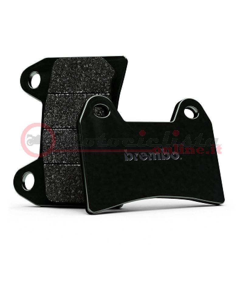 07BB033A Pastiglie Genuine Carbon Ceramic Brembo ( 3A )
