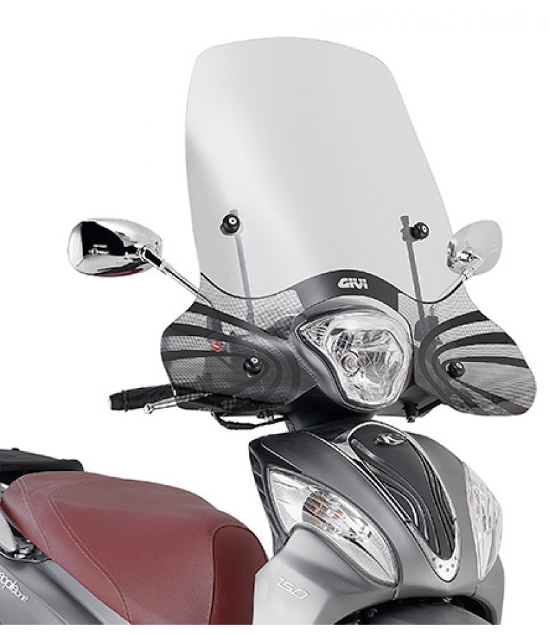 Givi D6116ST Parabrezza Kymco People One 125-150 (13 > 20)