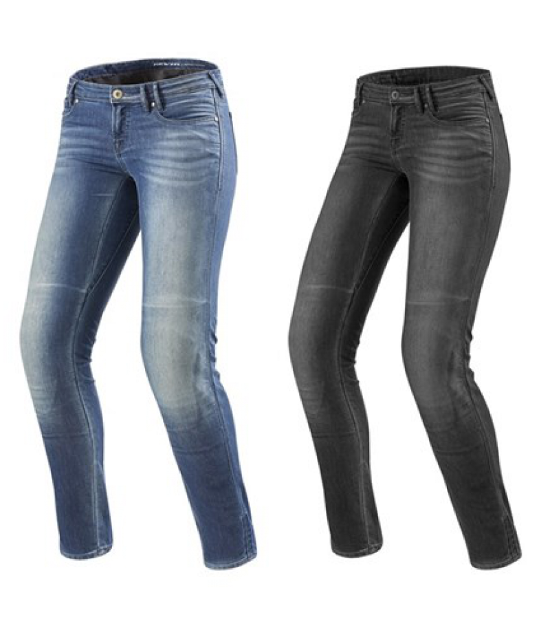 FPJ0326312 Revit Jeans donna Moto Westwood Ladies Light Blue Used