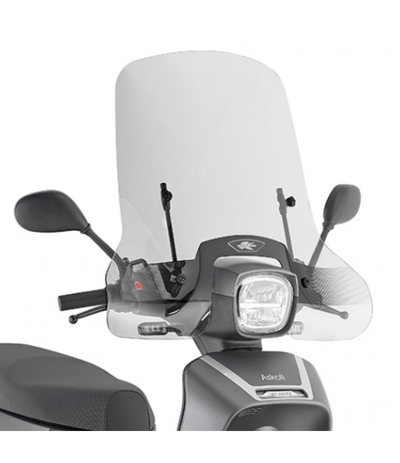 Parabrezza Kappa  9031AK per Askoll NGS1-NGS2–NGS3 Scooter elettrico