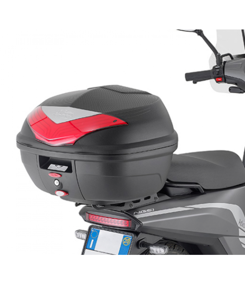 Kappa KR9031 Attacco bauletto per scooter lettrico Askoll NGS1-NGS2–NGS3 2020