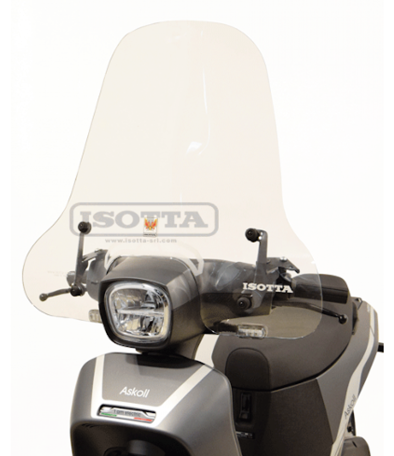 Isotta  A/839 Attacchi Parabrezza Askoll  NGS1, NGS2, NGS3 Scooter Elettrico