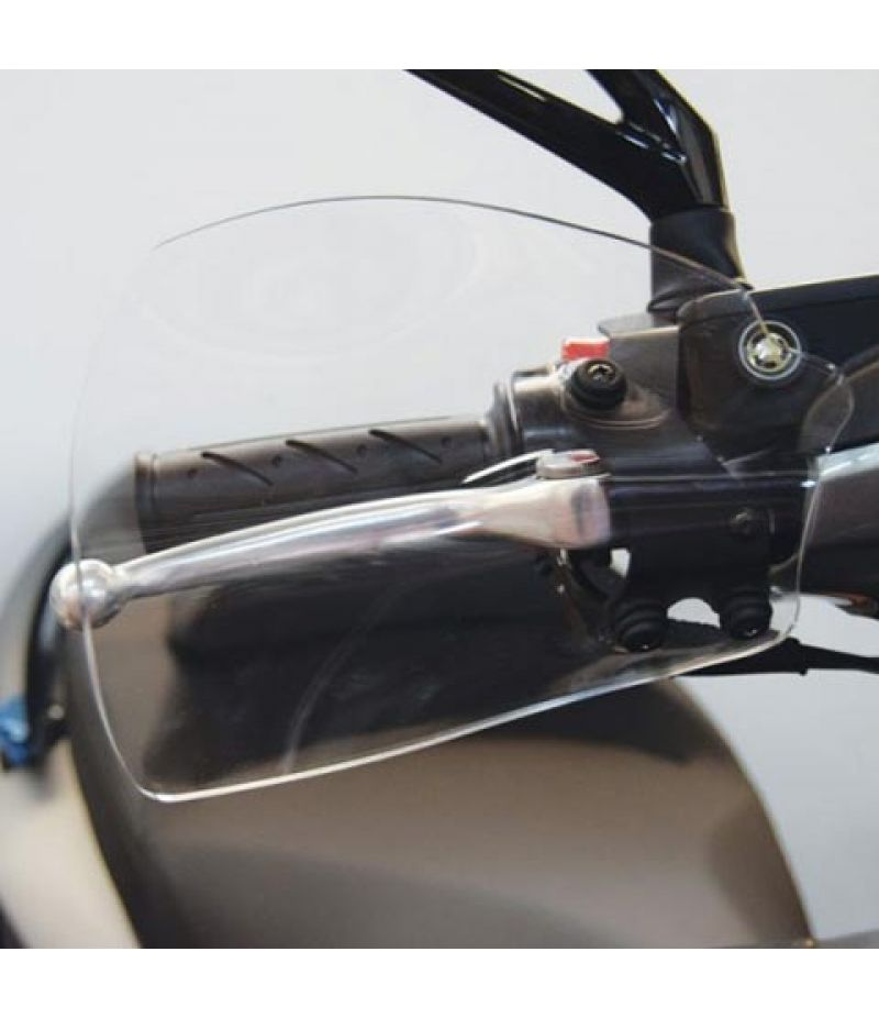 PM53 Paramani in plexiglass Isotta Trasparente per Kymco Xciting 400i ABS dal 2016
