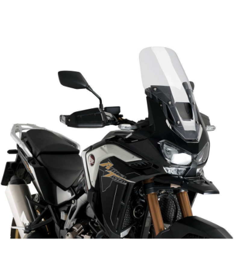 PUIG 3887J estensione becco Honda CRF1100L Africa Twin e Adventure sports Nero opaco