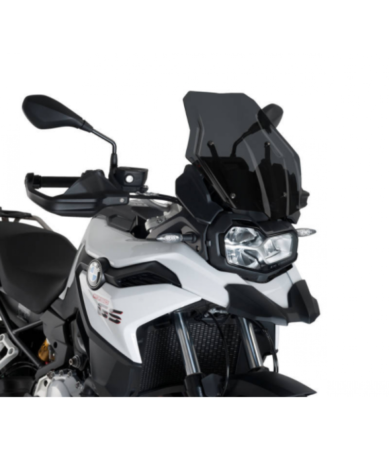 Puig 3768F Cupolino Touring BMW F750GS / F850GS Fumé scuro