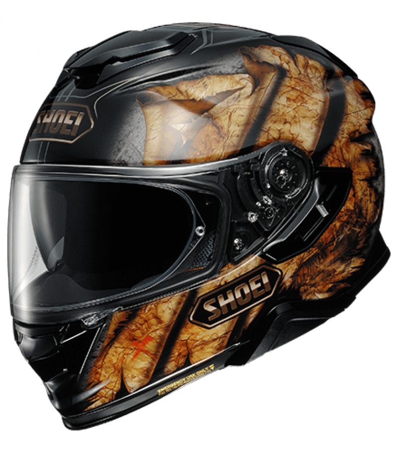 Shoei GT-Air 2 Casco integrale da moto Turistico Deviation