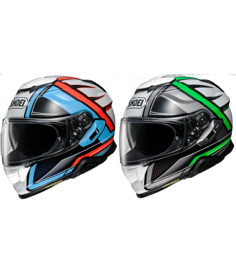 Shoei GT-Air 2 Casco integrale da moto Turistico Haste