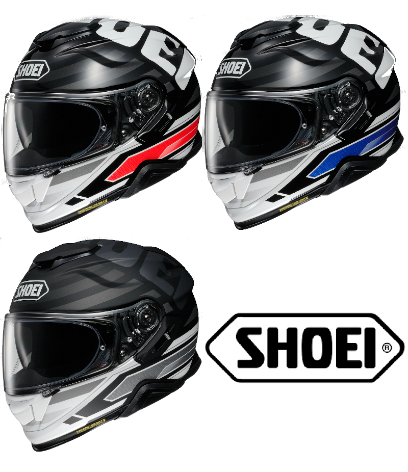 Shoei GT-Air 2 Casco integrale da moto Turistico Insignia