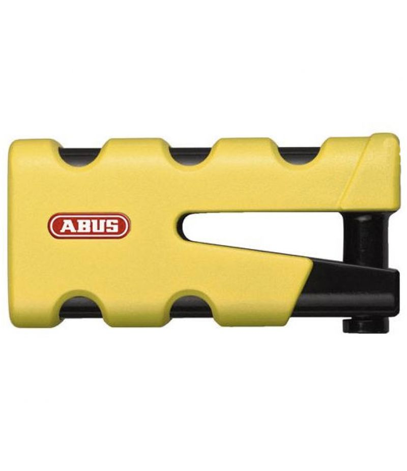 ABUS Granit Sledg 77 Grip Yellow Blocca disco giallo