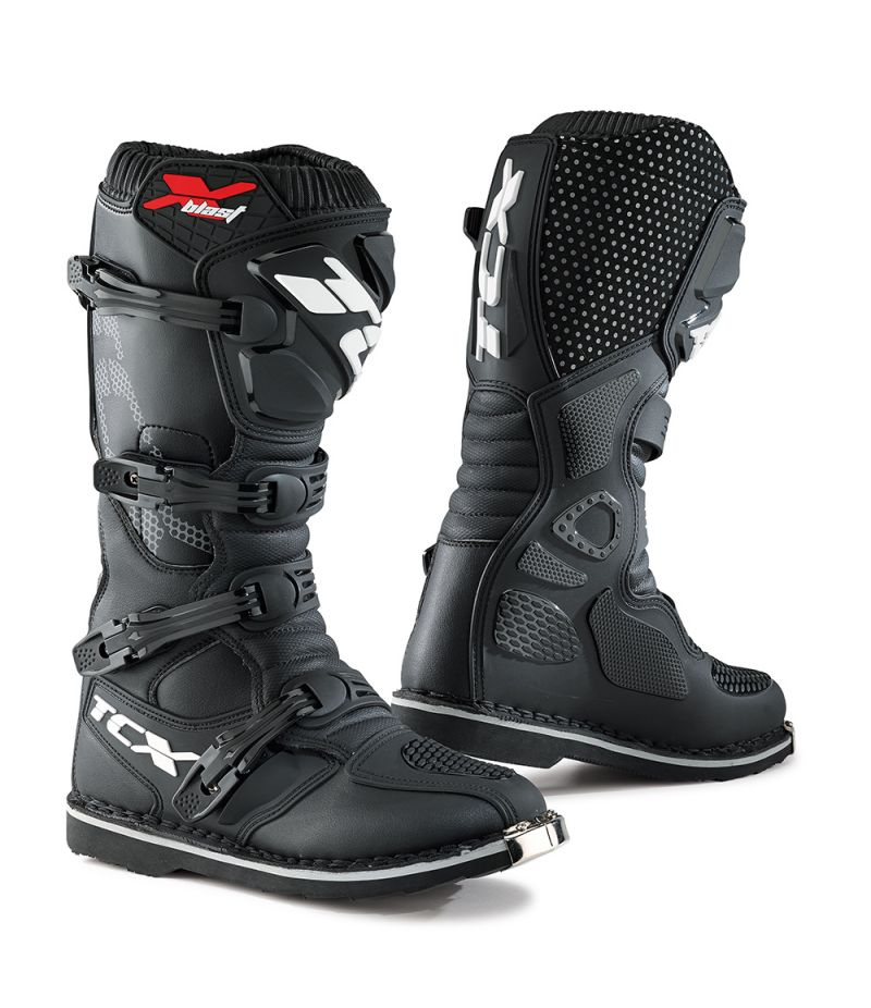 Tcx X-Blast stivale Off Road Nero  9670