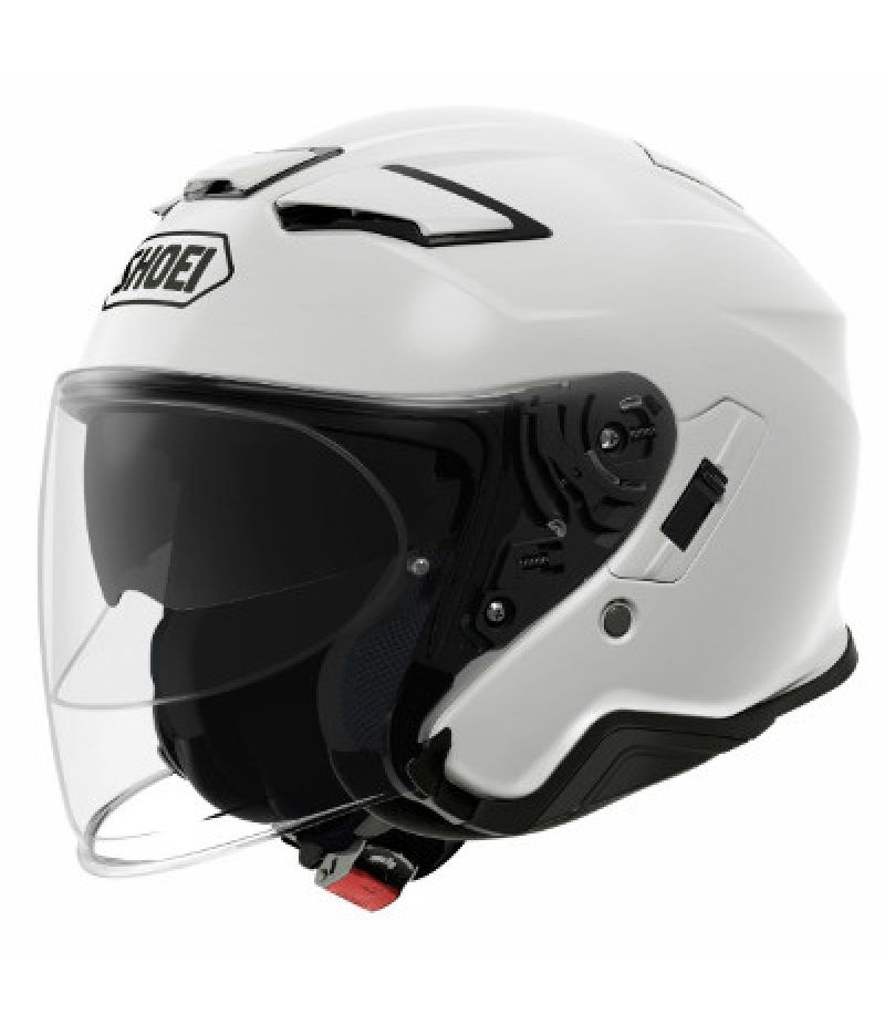 Casco Jet in fibre multi composite Shoei J-Cruise II Bianco