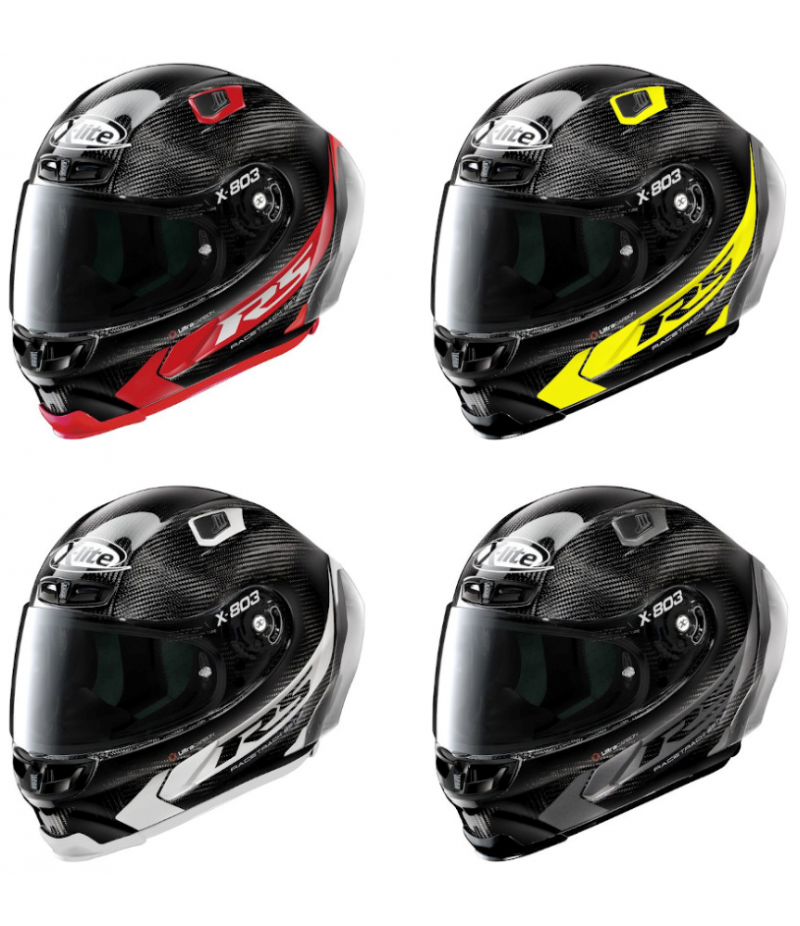 Casco Integrale X-Lite X-803 RS Ultra Carbon Hot Lap