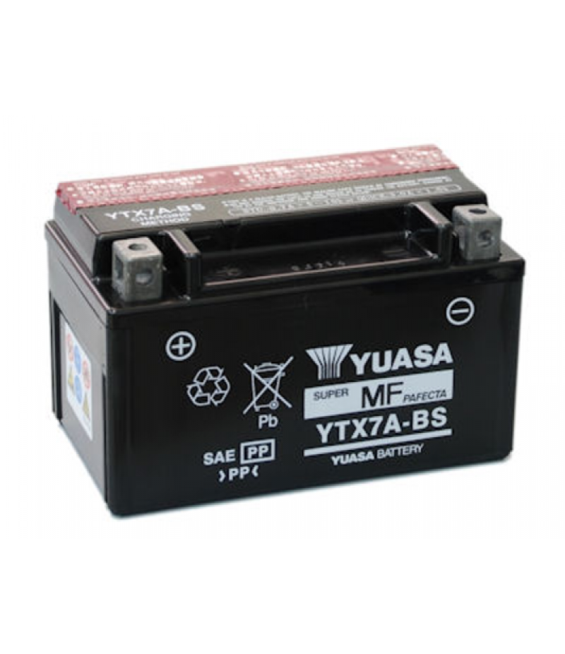 YTX7A-BS BATTERIA SCOOTER-MOTO
